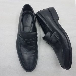 Banana Republic Black Loafers